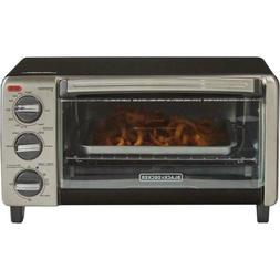 4-Slice Toaster Oven 1150W 4 Functions with Temperature Cont
