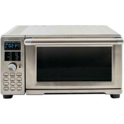 Toaster Oven/ Air Fryer 1800 W 4-Slice Stainless Steel 12-Pr