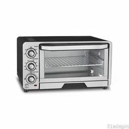 TOASTER OVEN BROILER Countertop PIZZA BAKE Cooking Kitchen 6