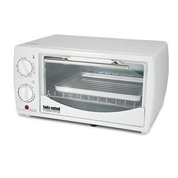Better Chef 9 Liter Toaster Oven Broiler-White by Better Che