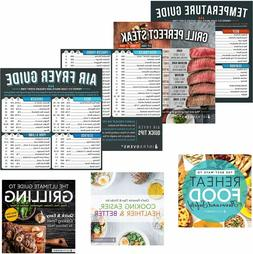 Toaster Oven Cheat Sheet Cooking Times Chart Magnet Accessor