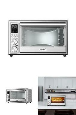 Toaster Oven Digital 9 cu. ft. 1800 W 6-Slice with Air Fry S