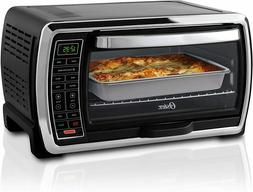 Oster Toaster Oven   Digital Convection Oven, Large 6-Slice