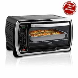 Toaster Oven Digital Convection Oven, Large 6-Slice Capacity