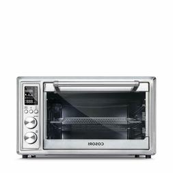 Toaster Oven With Air Fryer Dehydrator Healthy Recipes And A