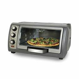 toaster ovens 31123d easy reach oven silver