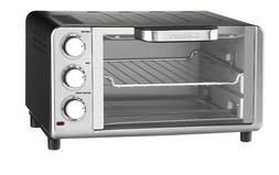 tob 80n compact toaster oven broiler stainless