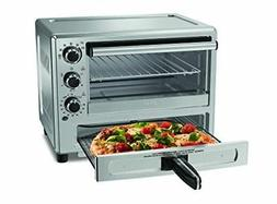Oster TSSTTVPZDS-033 Stainless Steel Convection Oven with Pi