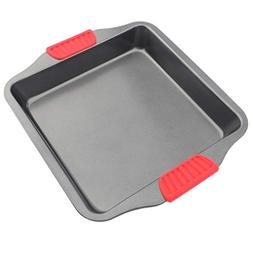 1 piece Upspirit Square and Rectangle Carbon Steel Baking Pa