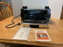 Vintage Broiler Toaster Oven Munsey Products