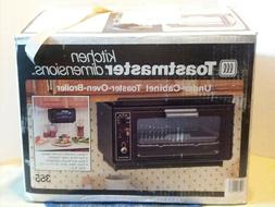 VINTAGE NEW RARE Toastmaster Under Cabinet Toaster Broiler O