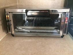 VINTAGE PROCTOR SILEX TOASTER OVEN BROILER CHROME Model #023