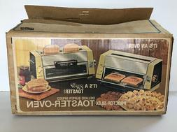 Vintage PROCTOR SILEX TOASTER OVEN MINT 1970's NOS With Box