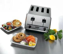 Waring WCT800 Heavy Duty 4 Slot Toaster 300 Slices/hr 2200W