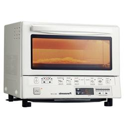 White Toaster Oven Countertop Bake Cooking Kitchen Appliance
